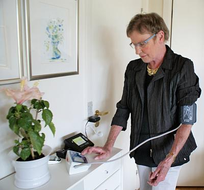KOL-patient og Telekat-testbruger Grethe Skov Andersen fra Aalborg står et permanent telemedicin-tilbud højt på ønskelisten