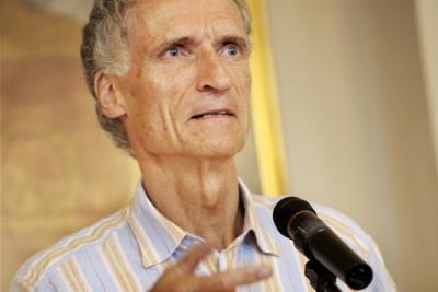 Indenrigs- og Sundhedsminister Bertel Haarder (V)
