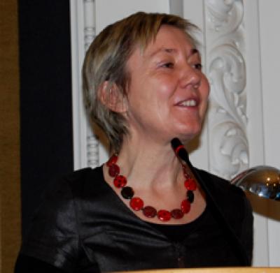 Næstformand for Dansk Sygeplejeråd - Dorte Steenberg