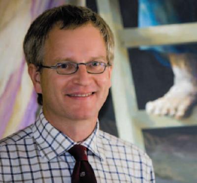 Niels Ejskjær præsenterede på konferencen Diabetic Foot Study Group i september to studier om telemedicin på baggrund af erfaringerne fra Århus Amt.